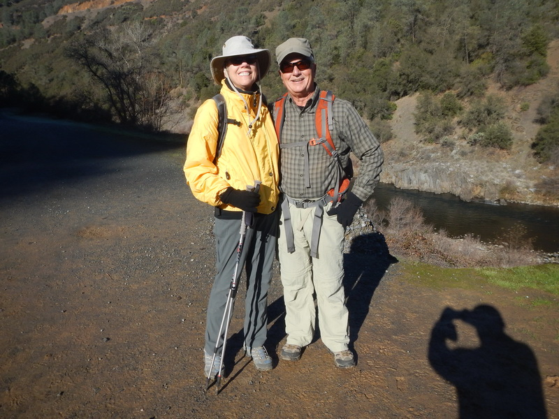 Hike Leaders Jim And Denny Fisher
